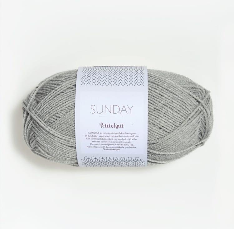 1021 - Foggy Grey