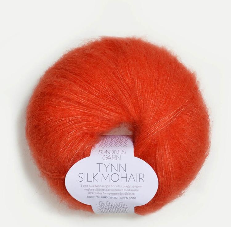 3818 - Knall Oransje